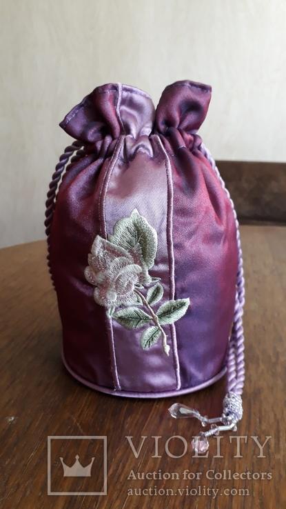 Сумочка с вышивкой, фото №2