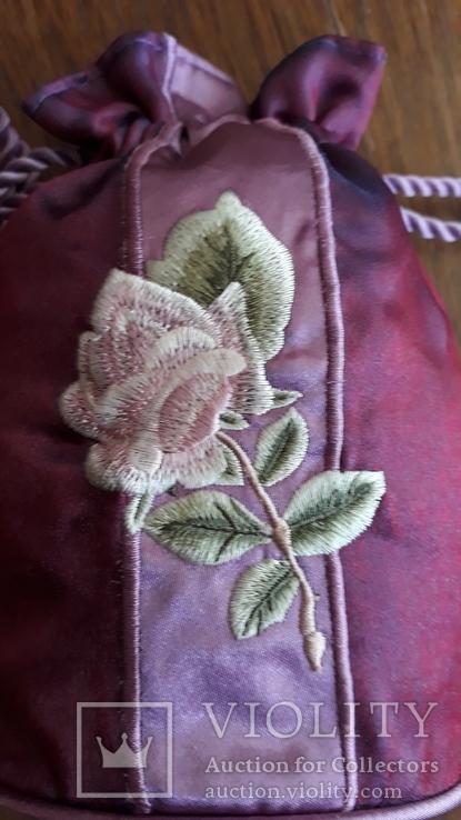 Сумочка с вышивкой, фото №7