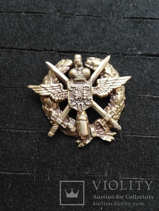Знак военный наблюдатель 1-ая мировая царская россия копия, фото №2