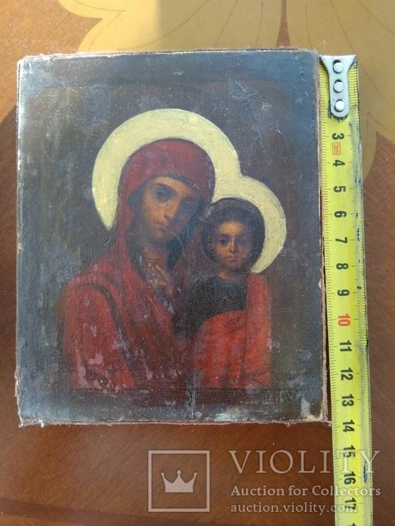 Ікона Божої матері, фото №3