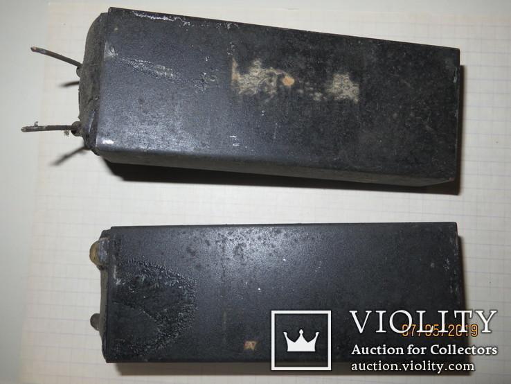 Конденсатори 1935років (1мкф 1000Вольт), фото №4