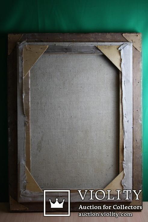 Мадонна. Копия (маслом), фото №3