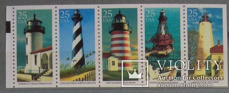 Маяки 1990 США