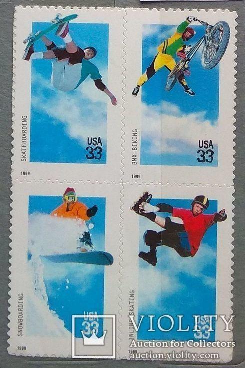 Спорт 1999 США