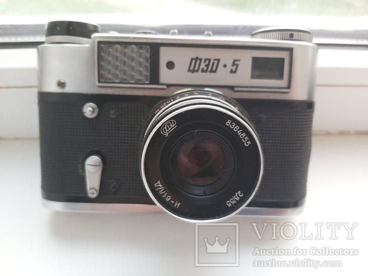 6 советских фотоаппаратов, фото №3