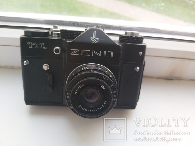 6 советских фотоаппаратов, фото №4