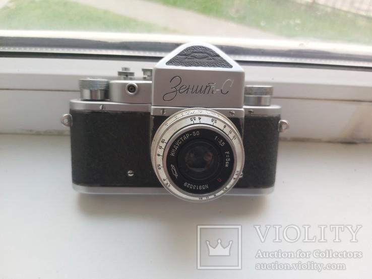 6 советских фотоаппаратов, фото №6