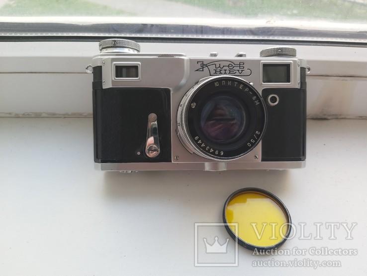 6 советских фотоаппаратов, фото №8
