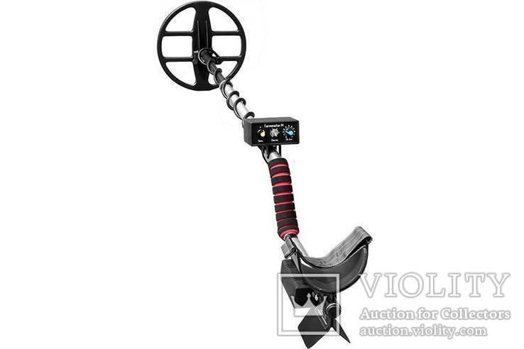Металлоискатель Терминатор М с катушкой 26 см., фото №2