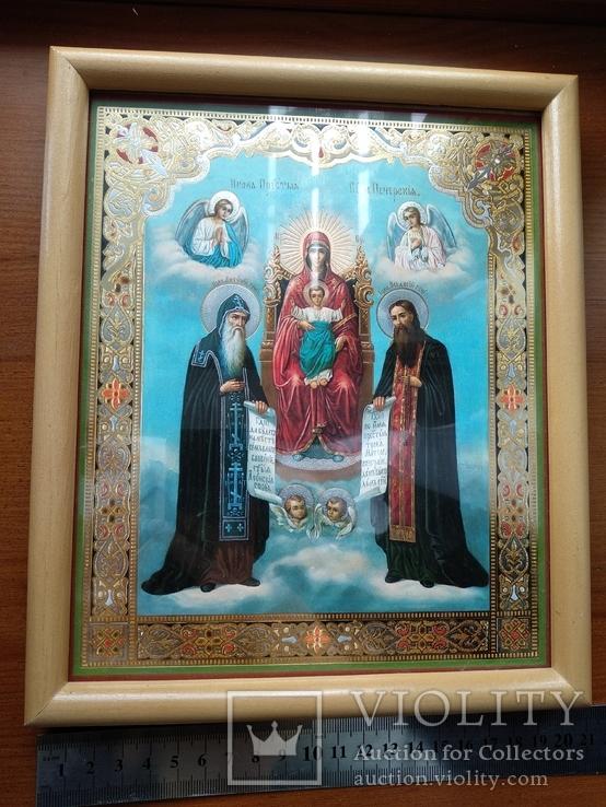 Печерская Божья матерь, фото №2