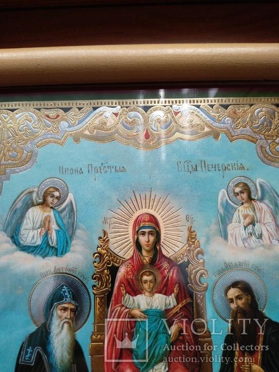 Печерская Божья матерь, фото №4