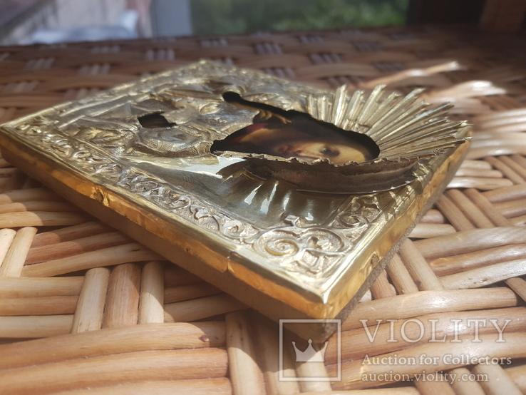 Икона Хлебный Спас 1861год   (84), фото №7