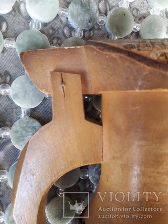Дерев'яний кухоль, фото №9