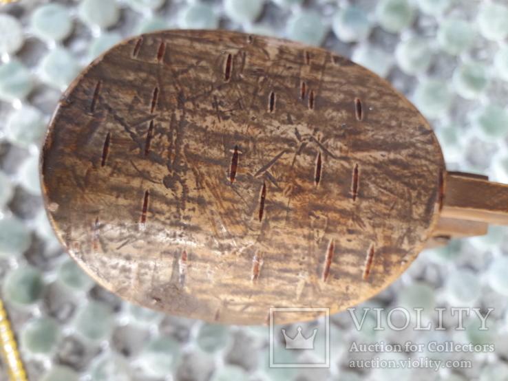 Дерев'яний кухоль, фото №10