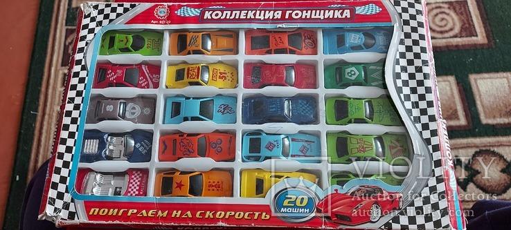Гоночные машинки, фото №5