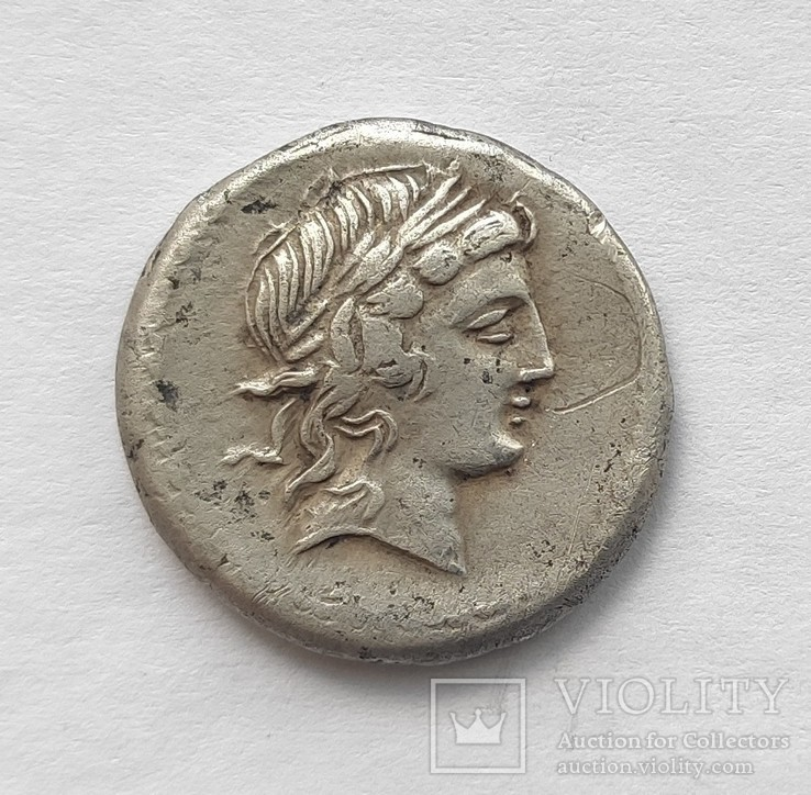 Roman Republican L. Marcius Censorinus 82 B.C.