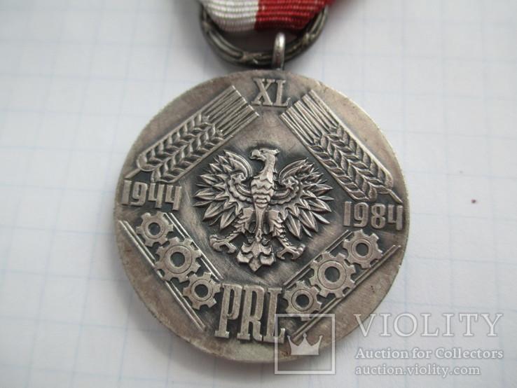 Польські нагороди., фото №6