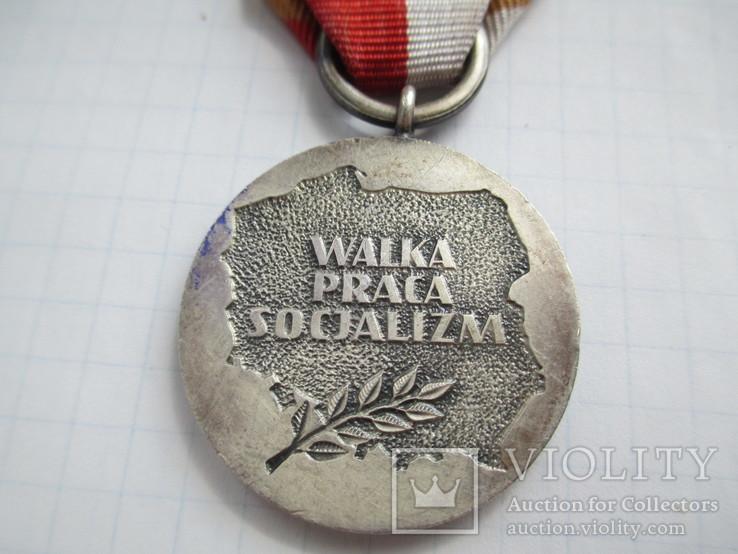Польські нагороди., фото №7