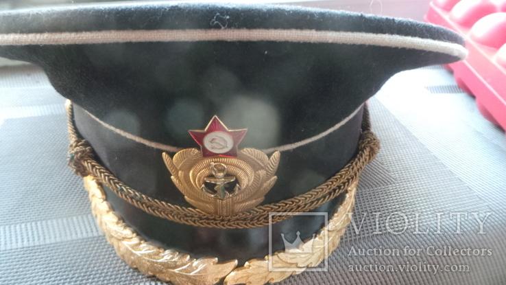 Морской офицер