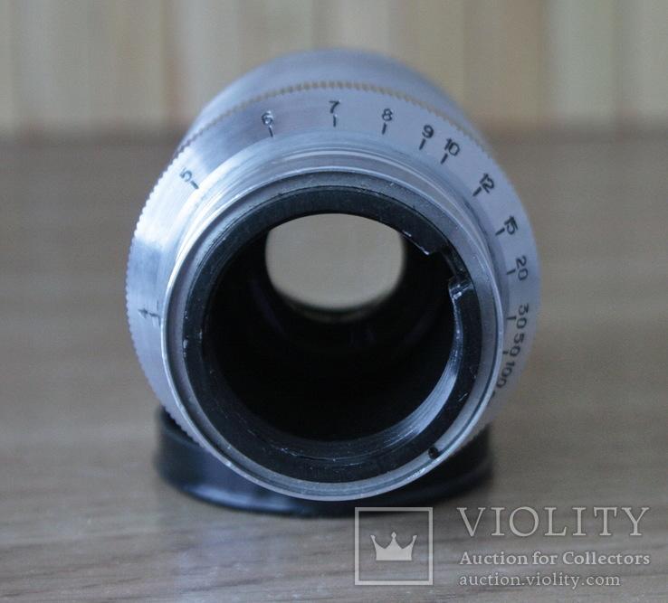 Юпитер-11 4/135 для кинокамер, фото №8