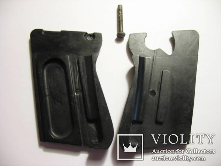 CZ-50 или 70, накладки рукояти. копия. Лот со скидкой, фото №3