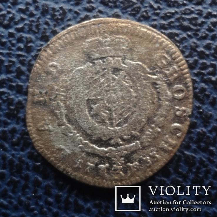 3  крейцера  1733  Бавария  серебро   ($11.1.29)~, фото №3