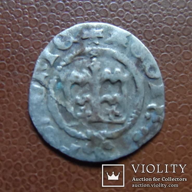 Полугрош  Ягилон   серебро   (М.4.42), фото №2