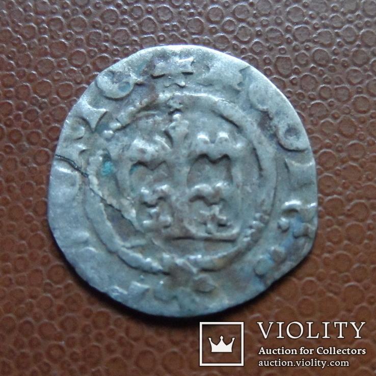 Полугрош  Ягилон   серебро   (М.4.42), фото №4