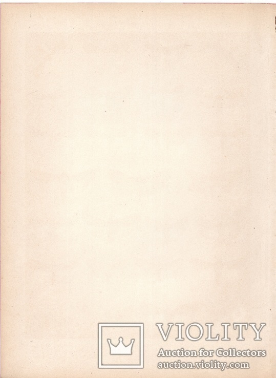 Старинная цветная литография.Gross-Schmetterlinge Europas. 1894 год. (28,6х21,1см.). (3).., фото №6