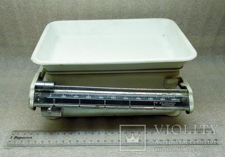 Старые весы ссср, фото №2