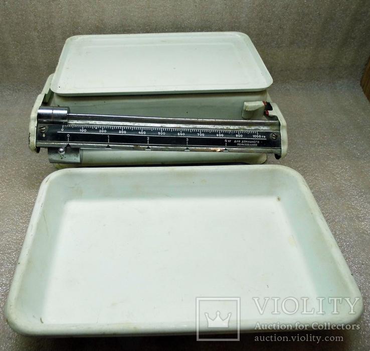 Старые весы ссср, фото №3