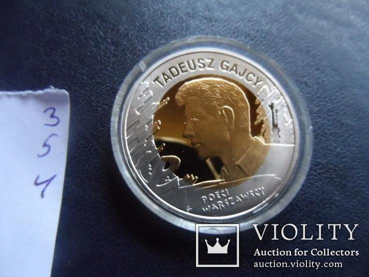 10 злотых 2009  Польша серебро  (3.5.4)~, фото №6