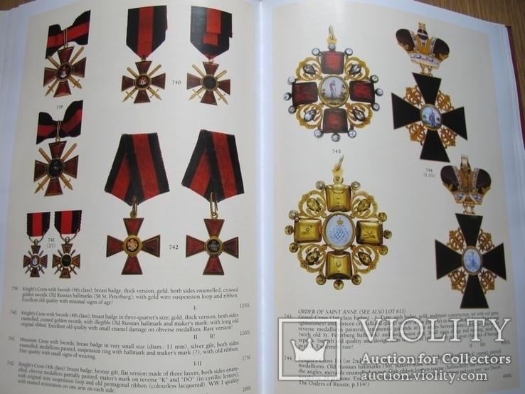 Ордена и медали стран мира.Аукционник VI, фото №8