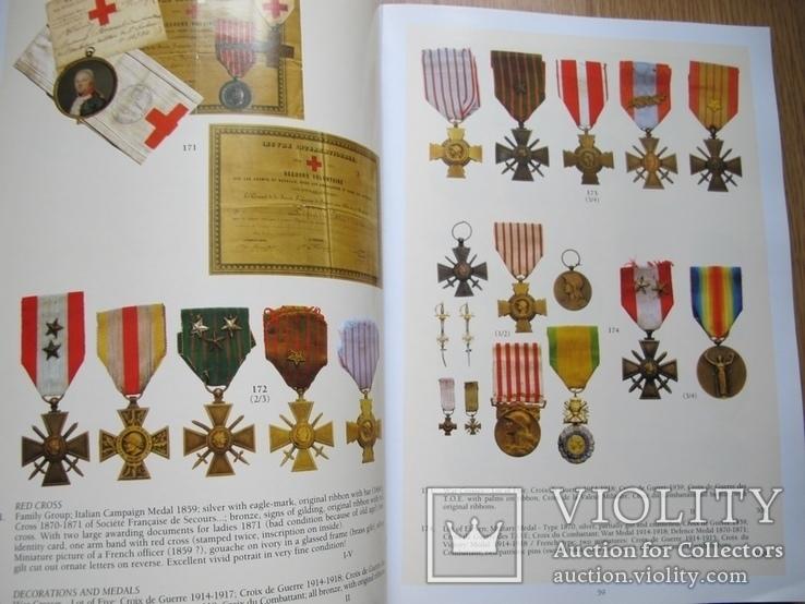 Ордена и медали стран мира.Аукционник VI, фото №12