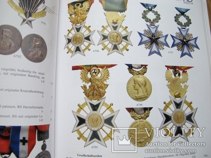 Ордена и медали стран мира, фото №3