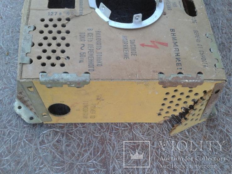 Задня кришка телівізора Рекорд 64-2., фото №4