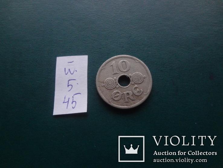 10  эре  1931  Дания   (Й.5.45)~, фото №4