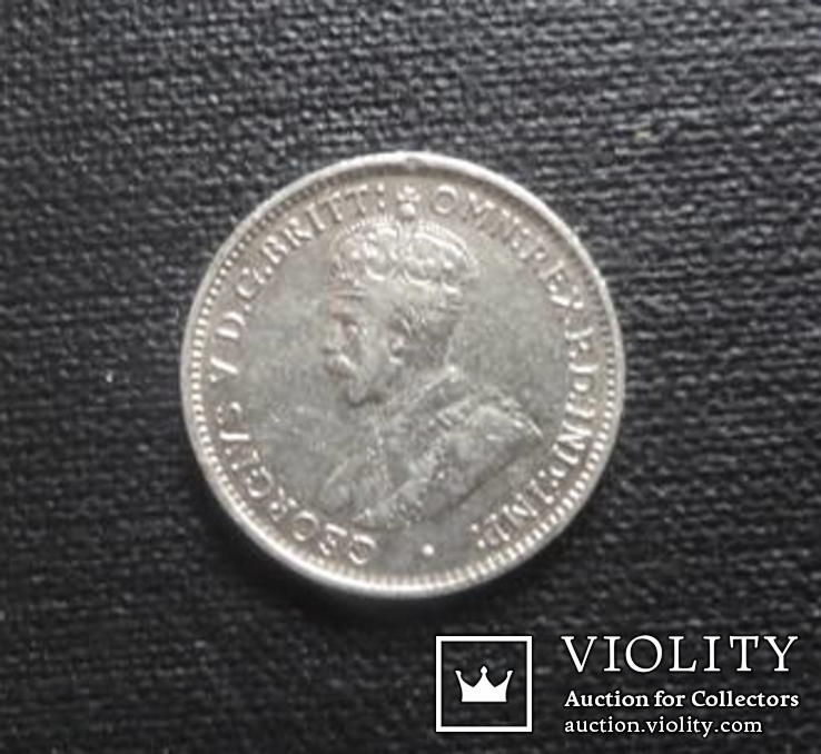 Австралия 3 пенса 1917 (2.1.35), фото №3