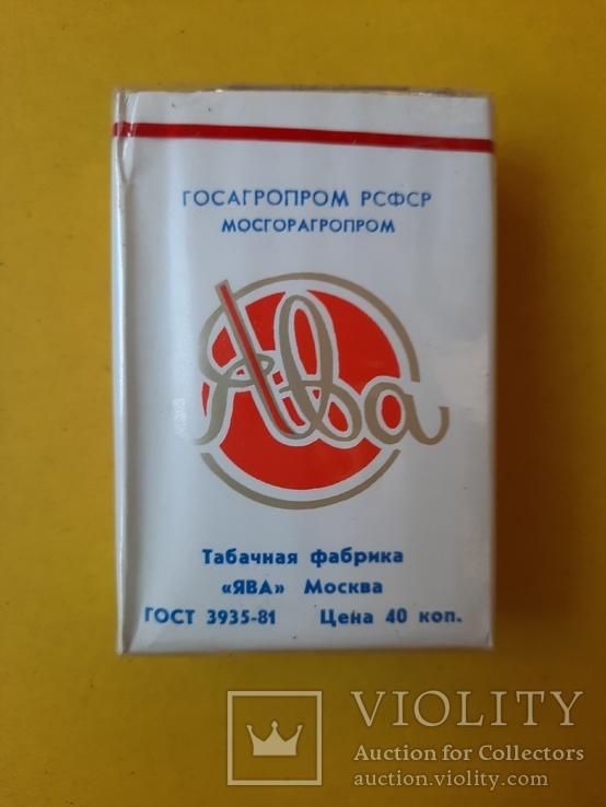 Сигареты ява 1981 года купить купить sky электронную сигарету