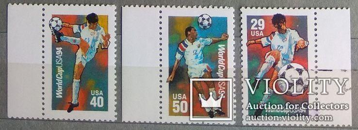Футбол 1994 США