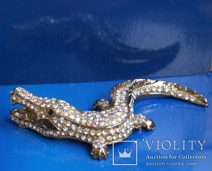 Змія. Крокодил, фото №5