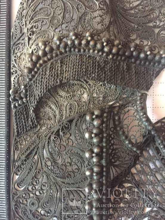 Сканная одежда на икону, фото №5