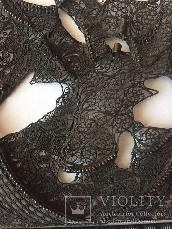 Сканная одежда на икону, фото №8