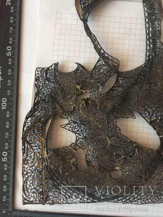 Сканная одежда на икону, фото №9