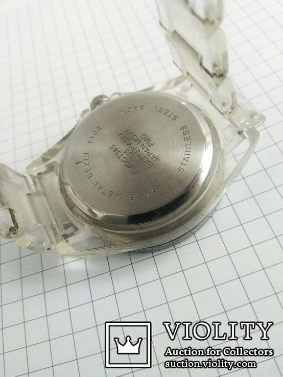 Часы New FMD By Fossil  fmdct385, фото №6