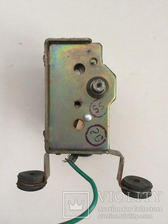Конденсатор переменной ёмкости, фото №5
