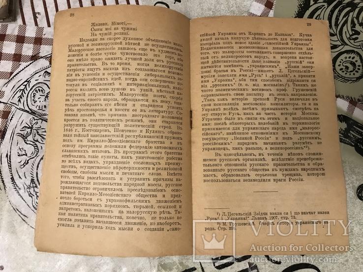 1917 Возможно ли отделение Украины от России, фото №6