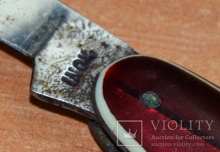 Нож INOX. Старая Германия, фото №3