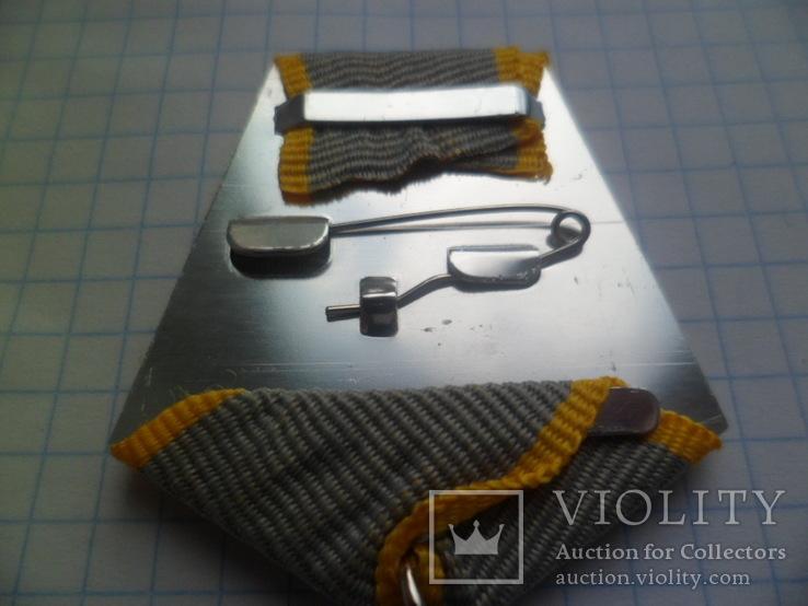 """Медаль за """" Трудовое отличие """" копия, фото №8"""