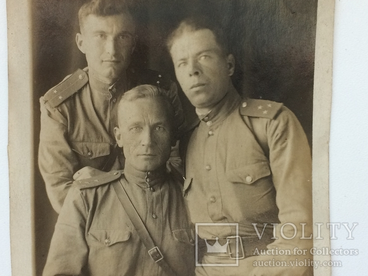 Защитники Москвы - фото 1943 г ст. Перово, фото №3